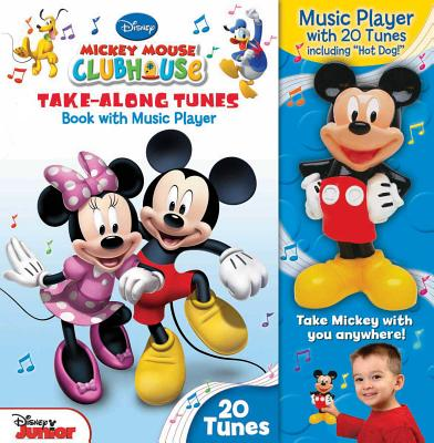Mickey Mouse Clubhouse Take-Along Tunes - Disney Mickey Mouse Clubhouse