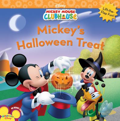 Mickey's Halloween Treat - Disney Book Group, and Feldman, Thea