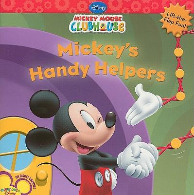 Mickey's Handy Helpers - Feldman, Thea, and Loter Inc (Illustrator)