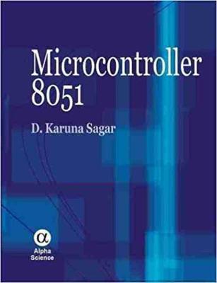 Microcontroller 8051 - Sagar, D. Karuna