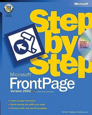 Microsoft FrontPage Version 2002 Step by Step - Microsoft Corporation, -
