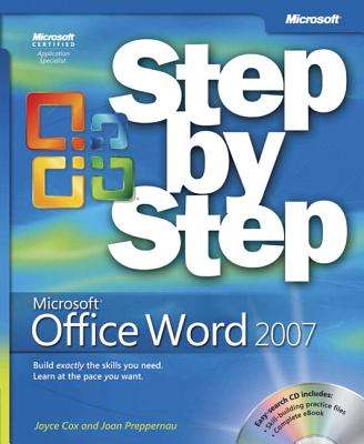 Microsoft Office Word 2007 Step by Step - Cox, Joyce, and Preppernau, Joan