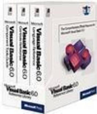 Microsoft Visual Basic 6.0 Reference Library - Microsoft Press, and Microsoft Corporation