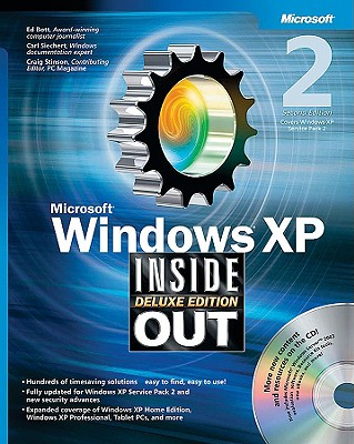Microsoft Windows XP Inside Out Deluxe - Bott, Ed, and Siechert, Carl, and Stinson, Craig