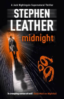 Midnight: The 2nd Jack Nightingale Supernatural Thriller - Leather, Stephen