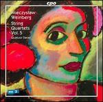 Mieczyslaw Weinberg: String Quartets, Vol. 5