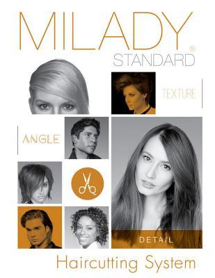 Milady Standard Haircutting System, Spiral Bound Version - Milady