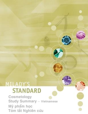 Milady's Standard: Cosmetology Study Summary, Vietnamese - Milady