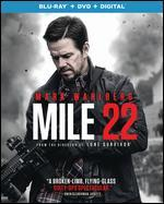 Mile 22 [Includes Digital Copy] [Blu-ray/DVD]