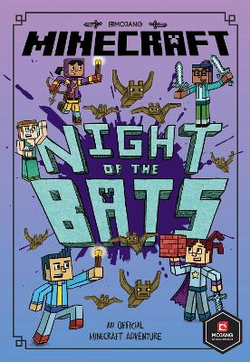 Minecraft: Night of the Bats (Minecraft Woodsword Chronicles #2) - Eliopulos, Nick