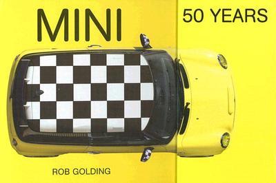 Mini 50 Years - Golding, Rob