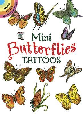 Mini Butterflies Tattoos - Sovak, Jan