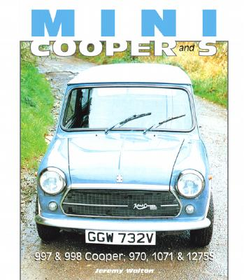 Mini Cooper and S - Walton, Jeremy