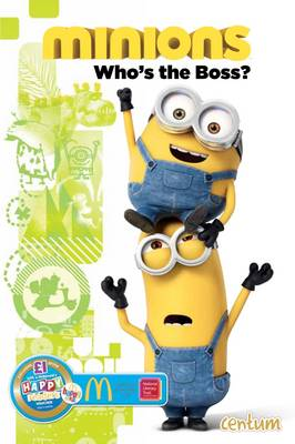 Minions: Who's the Boss? -