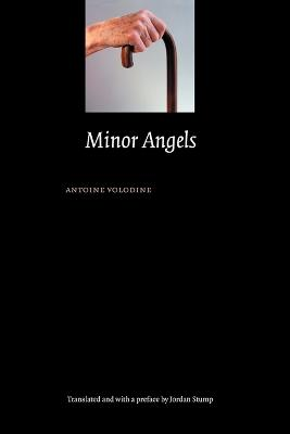 Minor Angels - Volodine, Antoine
