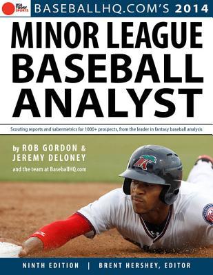 Minor League Baseball Analyst - Gordon, Rob