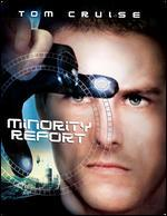Minority Report [Blu-ray] [Steelbook] [Only @ Best Buy]