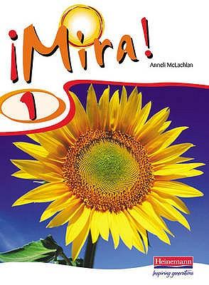Mira 1 Pupil Book - McLachlan, Anneli