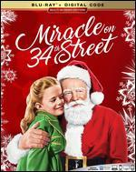 Miracle on 34th Street [Includes Digital Copy] [Blu-ray]