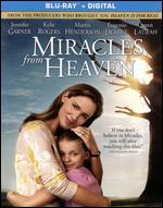 Miracles from Heaven [Includes Digital Copy] [UltraViolet] [Blu-ray]