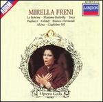 Mirella Freni sings Puccini, Verdi, Bellini, Rossini, etc.