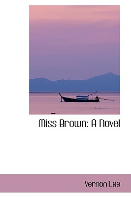 Miss Brown - Lee, Vernon
