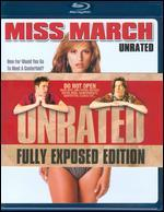 Miss March [Unrated Fully Exposed Edition] [2 Discs] [Includes Digital Copy] [Blu-ray]