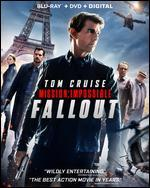 Mission: Impossible - Fallout [Includes Digital Copy] [Blu-ray/DVD]