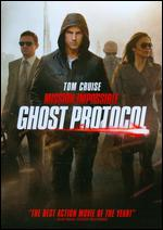 Mission: Impossible - Ghost Protocol [Includes Digital Copy] [UltraViolet] - Brad Bird