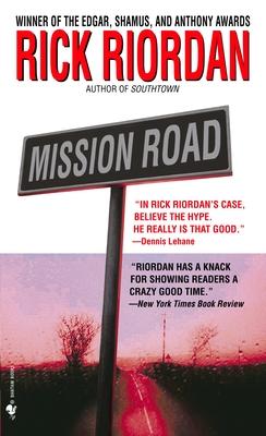 Mission Road - Riordan, Rick