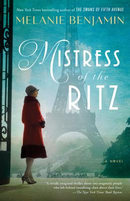 Mistress of the Ritz - Benjamin, Melanie