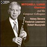 Mitchell Lurie: Clarinet