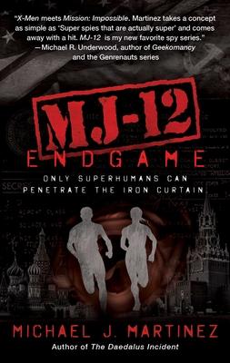 Mj-12: Endgame: A Majestic-12 Thriller - Martinez, Michael J