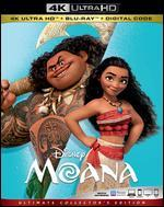 Moana [Includes Digital Copy] [4K Ultra HD Blu-ray/Blu-ray]