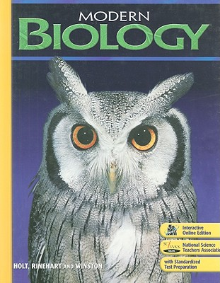 Modern Biology: Student Edition 2009 - Holt Rinehart and Winston (Prepared for publication by)