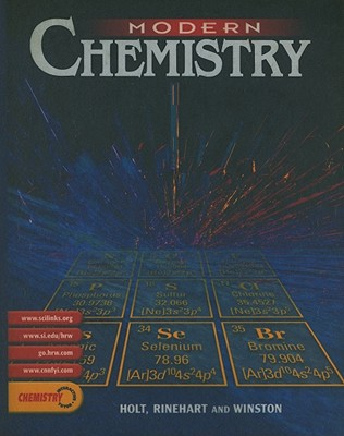 Modern Chemistry: Student Edition 2002 - Holt Rinehart and Winston (Prepared for publication by)