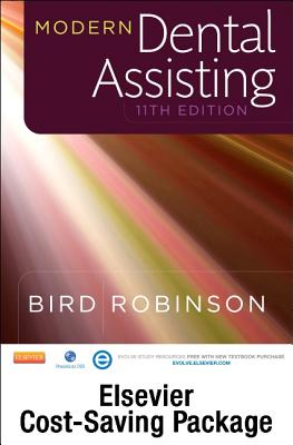 Modern Dental Assisting - Text, Workbook, and Boyd: Dental Instruments, 5e Package - Bird, Doni L, and Robinson, Debbie S, and Boyd, Linda Bartolomucci