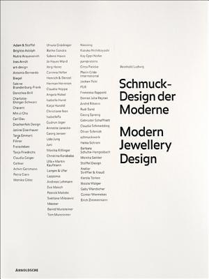 Modern Jewellery Design - Ludwig, Reinhold