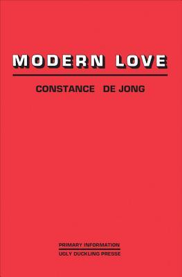Modern Love - Dejong, Constance