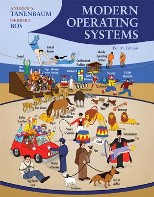 Modern Operating Systems - Tanenbaum, Andrew S., and Bos, Herbert