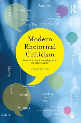 Modern Rhetorical Criticism - Hart, Roderick P.