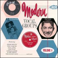 Modern Vocal Groups, Vol. 4 - Various Artists