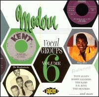 Modern Vocal Groups, Vol. 6 - Various Artists