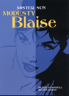 Modesty Blaise: Mister Sun - O'Donnell, Peter