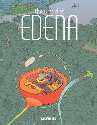 Moebius Library: The World Of Edena -