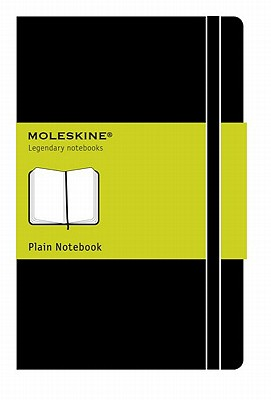 Moleskine Plain Notebook - Moleskine (Creator)