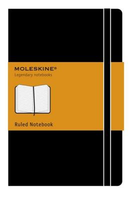 Moleskine Ruled Notebook - Moleskine (Creator)