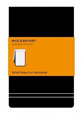 Moleskine Ruled Reporter Notebook - Moleskine