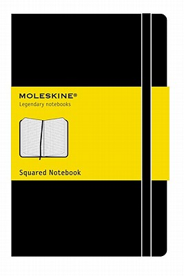 Moleskine Squared Notebook - Moleskine