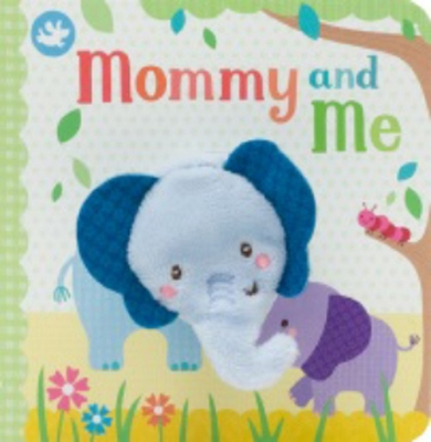 Mommy and Me Finger Puppet Book - Ward, Sarah
